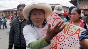 mujeres luchadoras cajamarquinas