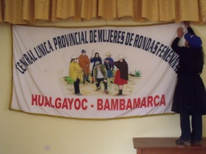 TALLER BAMBAMARCA