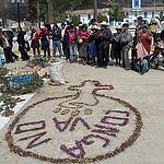 Encuentro FEMUCARINAP en Celendín (Cajamarca) - Octubre 2012